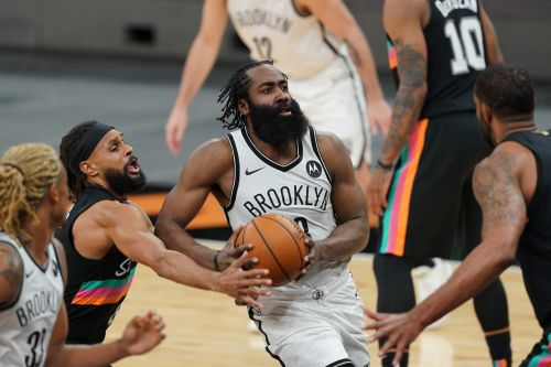 Opinion: James Harden has been a seamless fit with Nets after messy Houston departure