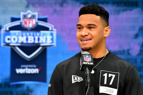 Tua Tagovailoa got just what he needed at the NFL Combine