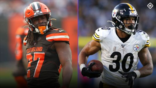 DraftKings Week 11 Thursday Night Showdown: Picks, advice for Browns vs. Steelers NFL DFS