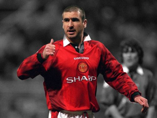 Man Utd legend Cantona joins Mata's Common Goal while questioning football's business model