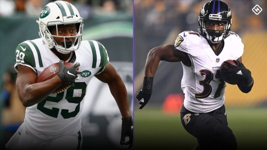 Week 7 Fantasy PPR Rankings: RB