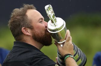 Out of the shadows of Irish golf, Lowry a major champion