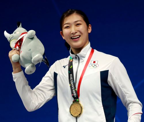 Japanese swim star Ikee diagnosed with leukemia