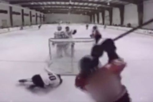 High school hockey attack is 'worst thing I've seen on video'