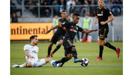 For LAFC, beating Real Salt Lake wouldn't be 'payback' as much as soothing playoff wounds