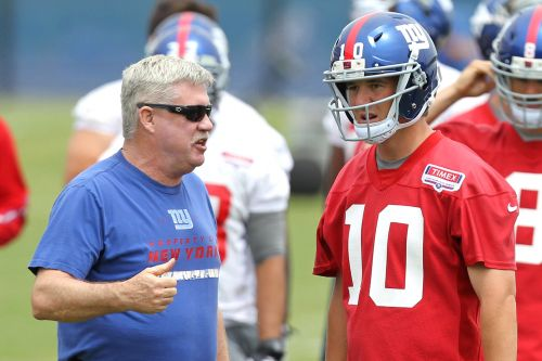 Why Kevin Gilbride expects an Eli Manning resurgence