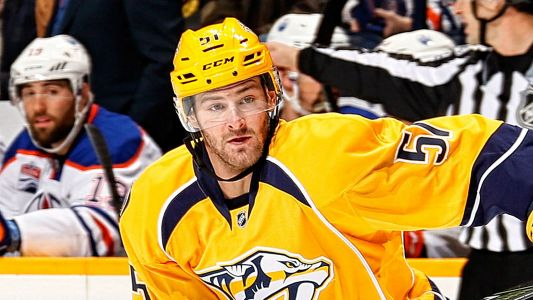 Predators forward Austin Watson's suspension reduced to 18 games