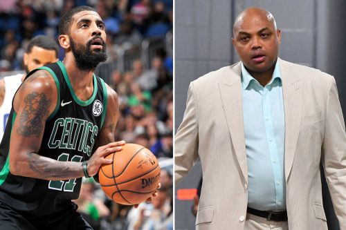 Charles Barkley rips Kyrie Irving over his LeBron phone call