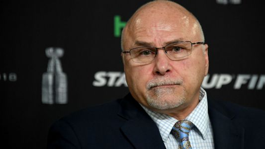 Barry Trotz to become Islanders' next coach, report says