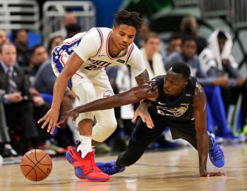 76ers' Fultz set to sit out until right shoulder examined