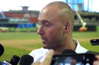 Miami Marlins CEO Derek Jeter press conference part 3: On rebuilding minor league system, optimism for the future