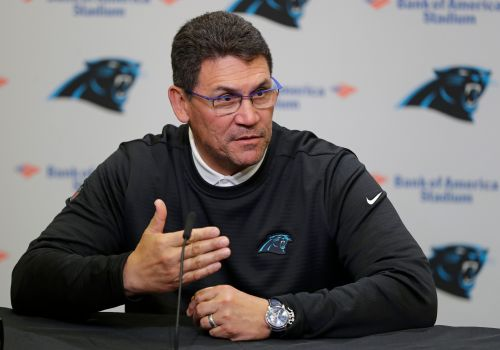 Panthers could turn to offensive, defensive line in draft