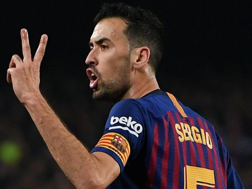 'Europe's best two teams' - Busquets makes Clasico claim