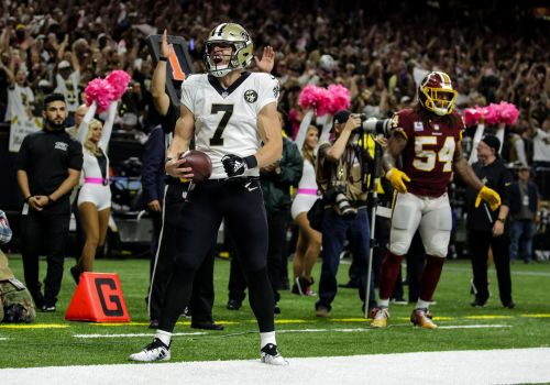 Meet Taysom Hill, the New Orleans Saints' secret weapon