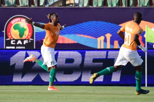 Kodjia edges Ivory Coast past South Africa