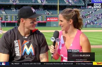 Derek Dietrich on his 3rd home run in 3 games, series win over Rockies