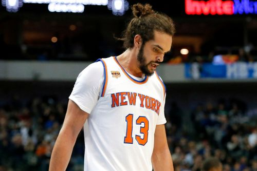 Knicks GM: Teams wanted first-rounder for Joakim Noah