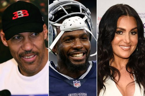 Dez Bryant calls out Molly Qerim over LaVar Ball comment