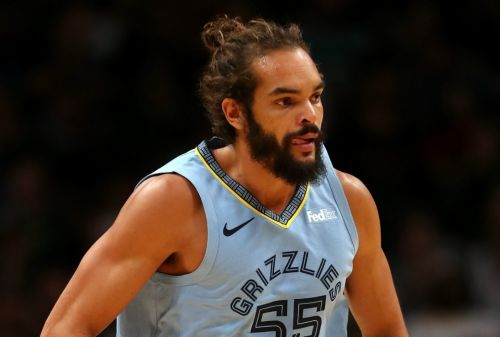 Joakim Noah: 'I'm Too Lit to Play in New York City'
