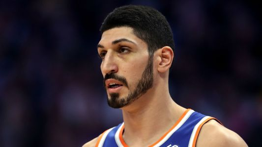 Enes Kanter's London absence 'very unfortunate,' NBA commissioner says