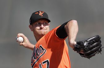 Alex Cobb hopes to justify Orioles' huge investment in him