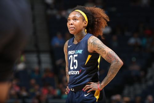 2-Time WNBA Champion Cappie Pondexter Announces Retirement