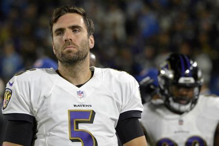 NFL notebook: Ravens trading QB Flacco to Broncos
