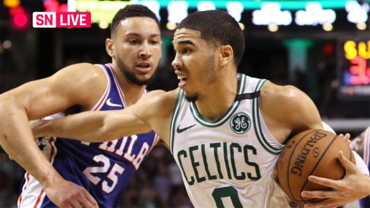 Celtics vs. 76ers: Live updates, highlights as East powers collide on opening night
