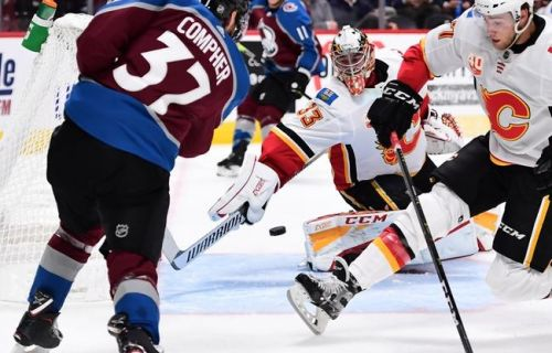 Calgary Flames vs. Colorado Avalanche - 11/19/19 NHL Pick, Odds, and Prediction