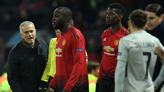 Man United trail Liverpool in more than the table