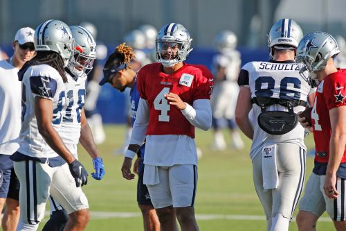 Cowboys selected for 2021 version of 'Hard Knocks'