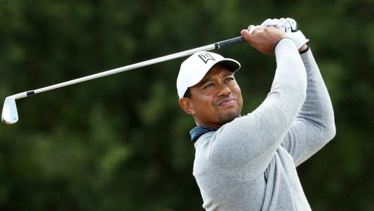 Tiger Woods' score, highlights from Round 3 at the British Open