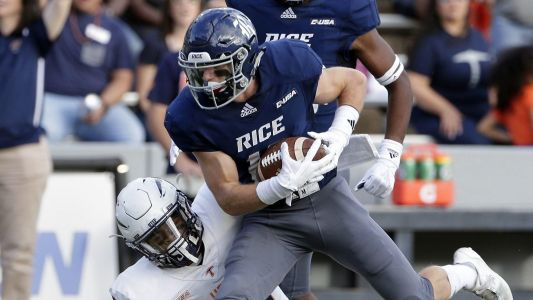 2019 College Football Rankings: No. 125 Rice pushes to move up in C-USA