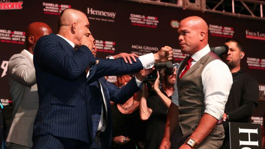 Liddell vs. Ortiz 3: live updates, highlights, and round-by-round results