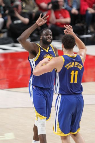 Opinion: Warriors' uncommon belief in themselves has lifted them to NBA Finals yet again
