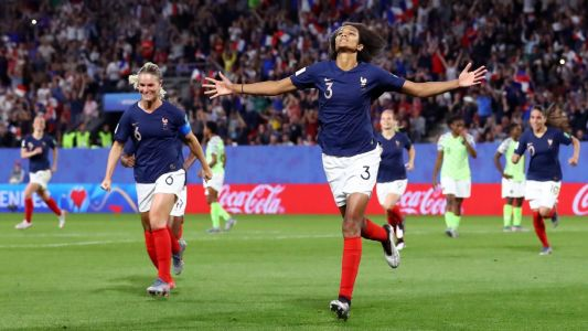 VAR helps France to group-topping win over Nigeria