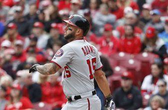 Nationals finalize $4M, 1-year deal with Adams