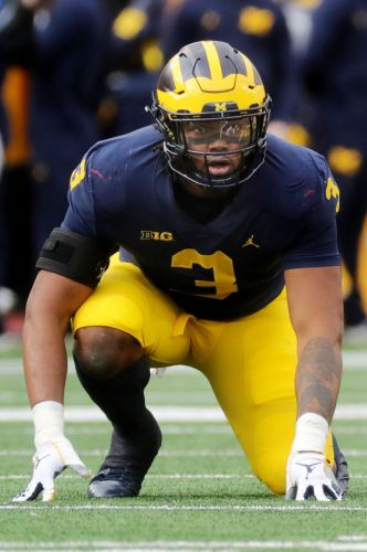Ex-Michigan Wolverines DE Rashan Gary to form sports agency, per report