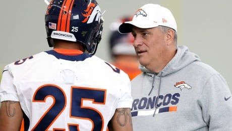 'I don't see racism at all in the NFL': Broncos head coach, execs talk race relations