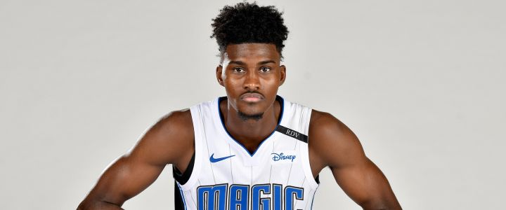 On The Rise: Orlando Magic Forward Jonathan Isaac Is Up Now 🗣