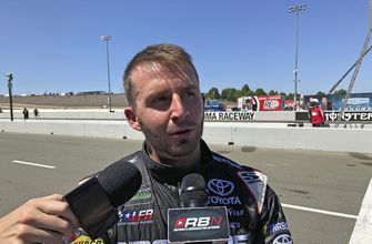 Hard-working DiBenedetto celebrates career-best 4th finish