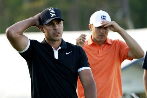 PGA Championship: Brooks Koepka ends third round with 7-shot lead