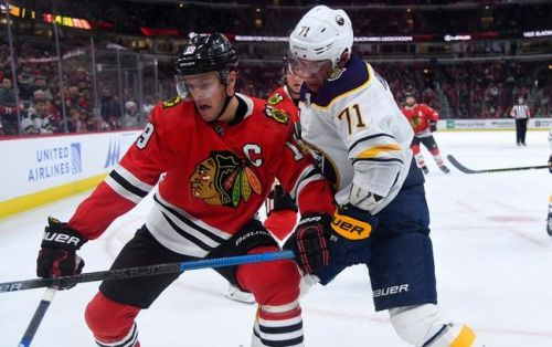 Chicago Blackhawks vs. Carolina Hurricanes - 11/19/19 NHL Pick, Odds, and Prediction