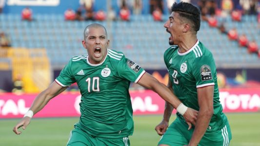 Algeria beat Ivory Coast on pens, into semis