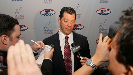 Wild tap NHL veteran Bill Guerin as new general manager
