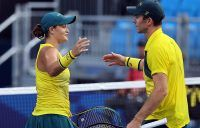 Olympic Games: Barty and Peers advance to mixed doubles semifinals