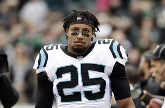 Panthers re-sign safety Eric Reid to 3-year deal