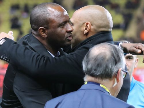 "Thierry Henry on Vieira reunion in Monaco vs Nice derby: ""It felt really weird"""