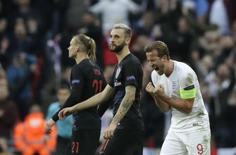 England avenges Croatia WCup loss to get shot at new trophy