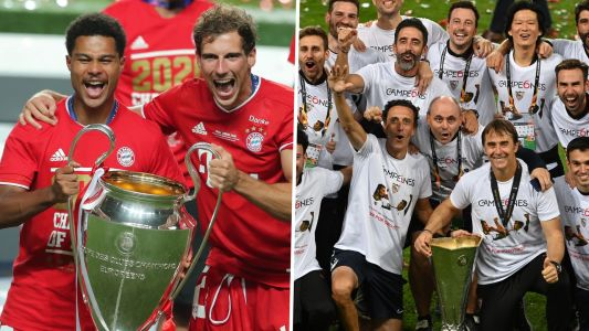 How to watch the UEFA Super Cup 2020 in the USA: Schedule, time, TV channel for Bayern Munich vs. Sevilla